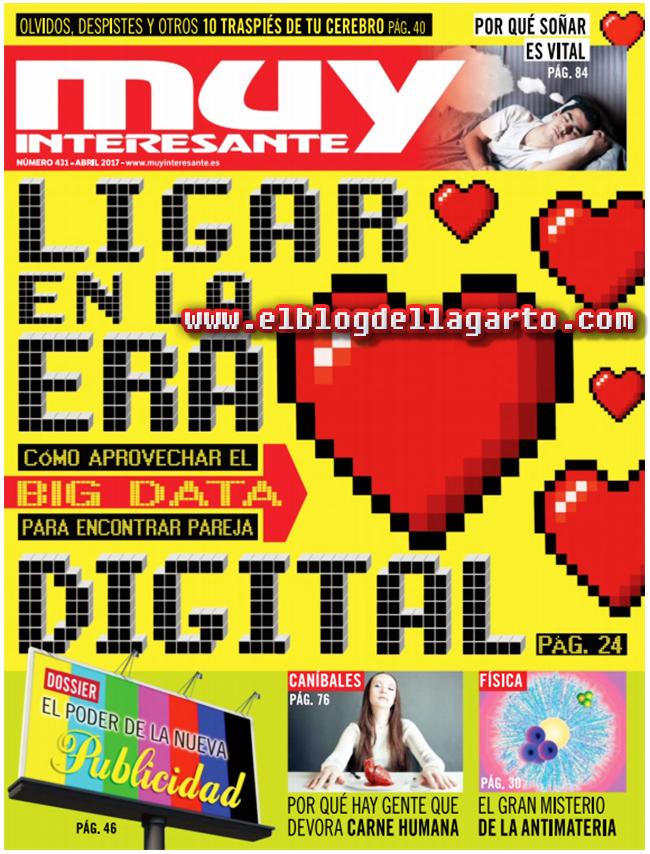 Muy Interesante No.431 - Ligar en la era digital