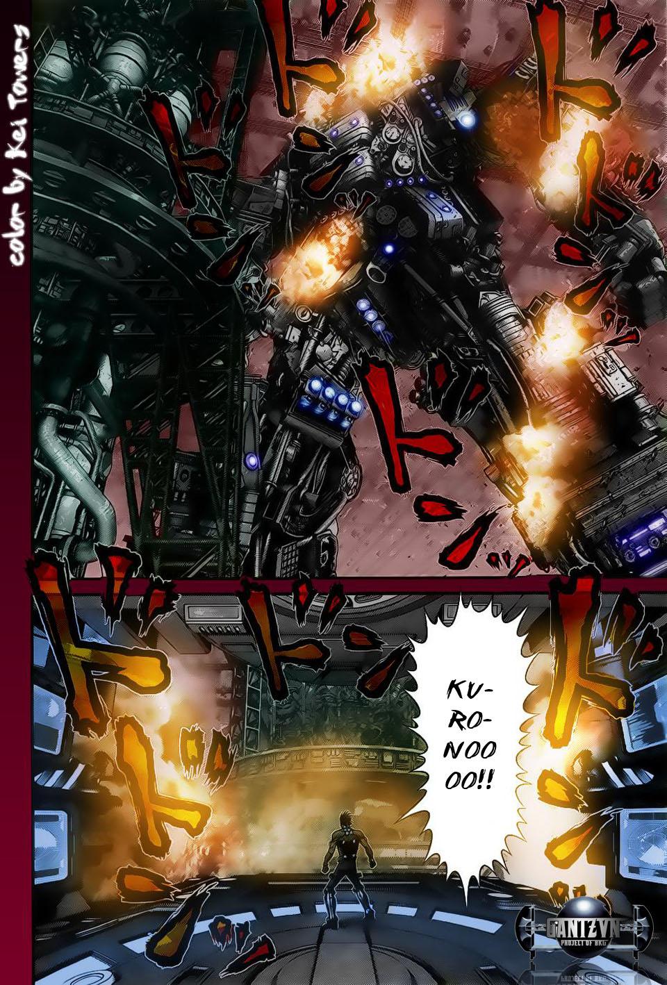 Gantz chap 366 trang 5