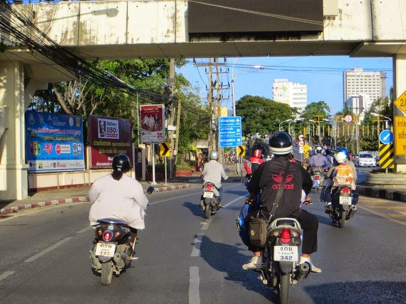 скутеры Таиланд