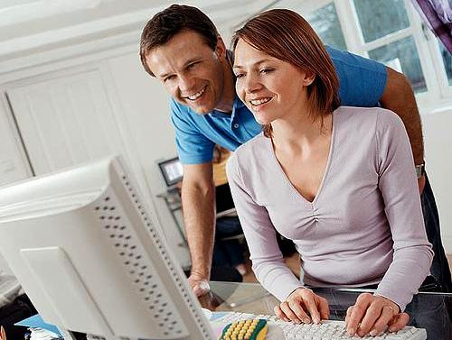 Trabalho Online com Sistema Dinheiro Via Internet