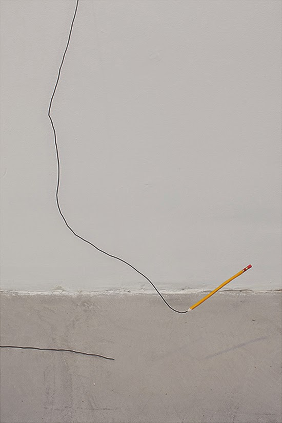 Mateo López, contemporary drawing, installation