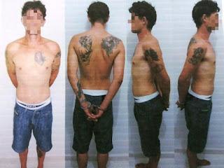 Suspeito de praticar estupros em série é preso após 5 ataques