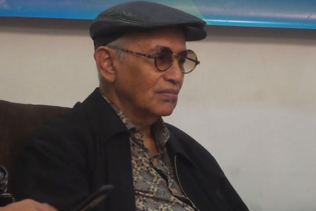 Salim Said: Negeri Ini Tidak Maju karena Pejabatnya Tidak Takut Tuhan