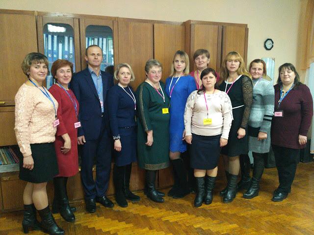 Підведено підсумки І (зонального) туру Всеукраїнського конкурсу «Учитель року – 2019» у номінації «Основи здоров'я»