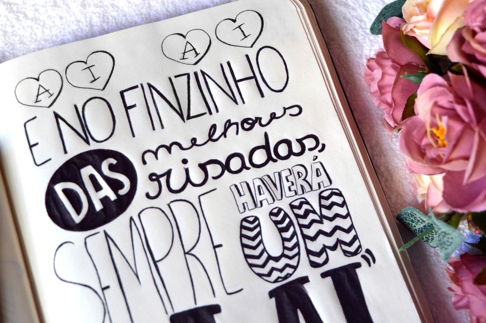 Caligrafando Te Lettering A Arte De Desenhar Letras
