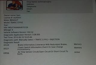 Launch X431 Pro 3(4