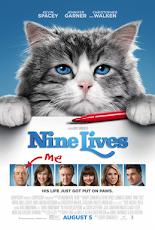 Nine Lives แมวเก้าชีวิต เพี้ยนสุดโลก (2016)