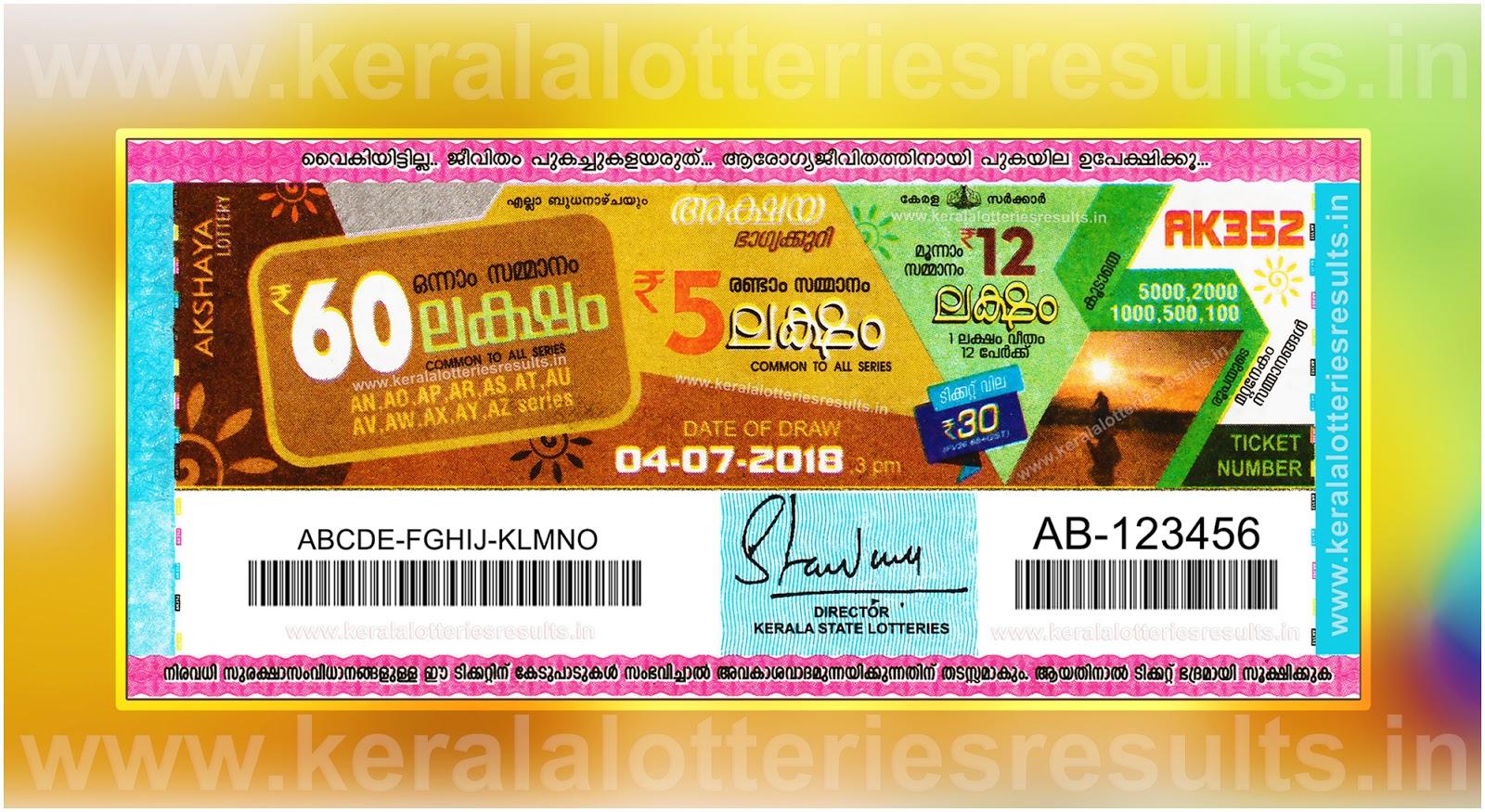 Sangam State Lottery