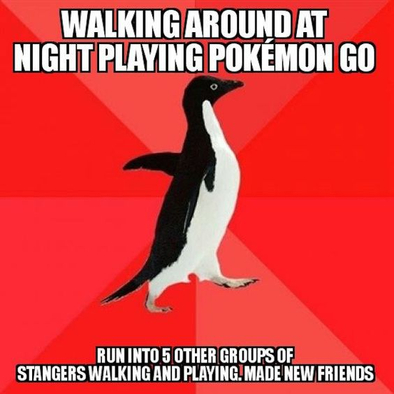 14 Pictures That Prove Pokemon Go Make Our Life Better 7