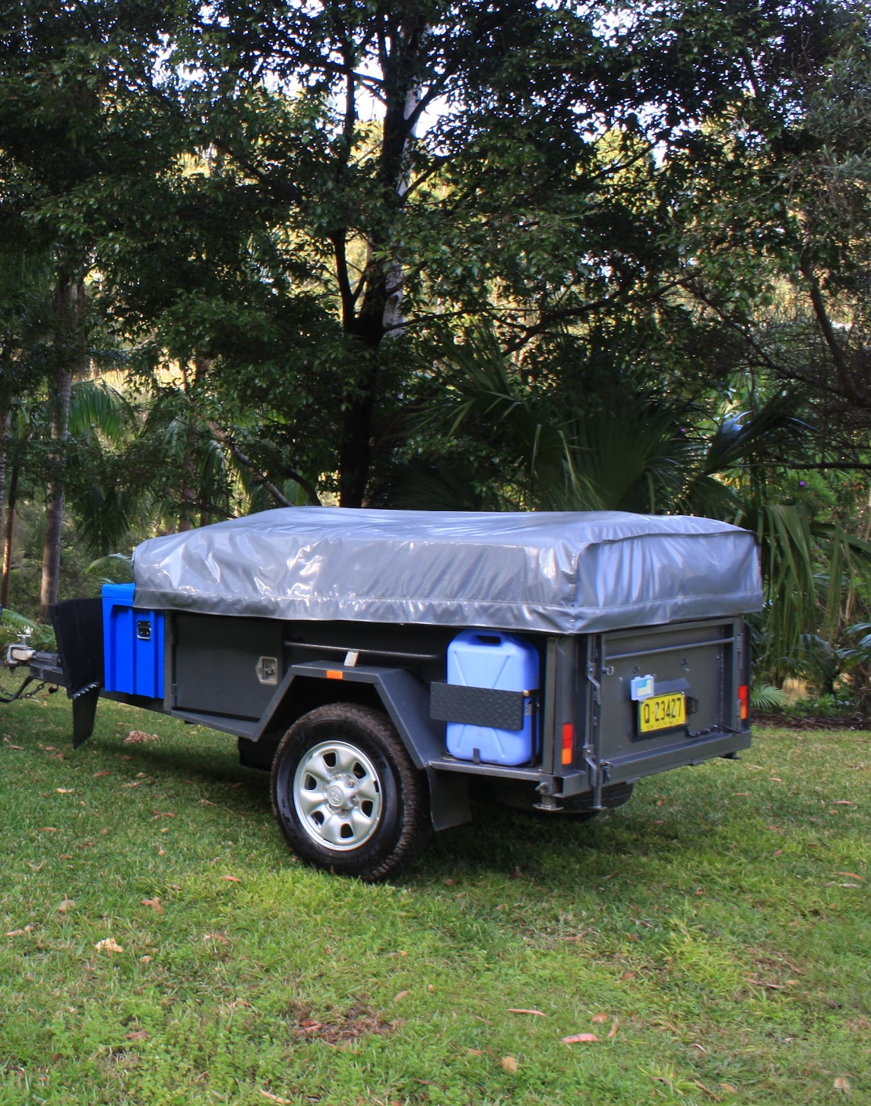 Camper Trailer Kitchen Woolgoolgaoffroad Camper Trailer Build