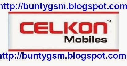 All Celkon Flash File & Software Tools & Firmwares By BuntyGSM