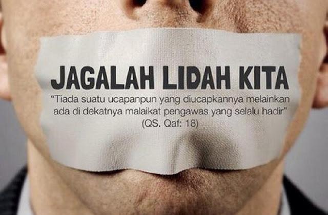 Astaghfirullah!! Jagalah Lisan, Inilah Kalimat yang Paling Dibenci Allah, Namun Sering Kita Ucapkan!!