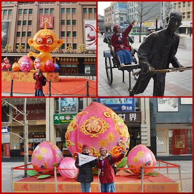 Wisata Muslim China Cheria