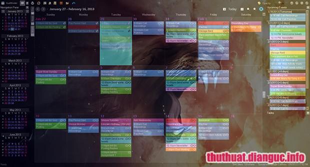 Download VueMinder Ultimate 2019.01 Full Crack, chương trình lịch và nhắc nhở đầy đủ tính năng, VueMinder Ultimate , VueMinder Ultimate free download, VueMinder Ultimate full key