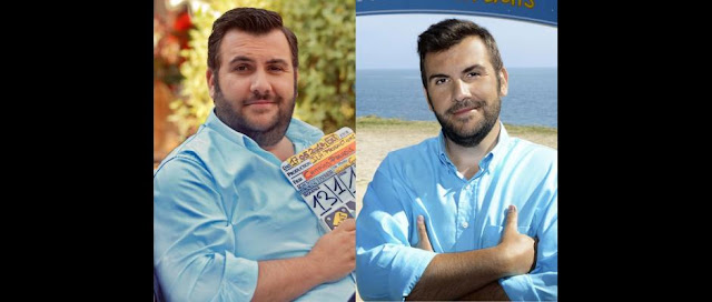 Laurent Ournac perd 45 kilos la star de Camping Paradis (Photos)