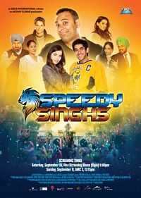Speedy Singh 2011 Punjabi Movie Free Download HD MP4 300mb