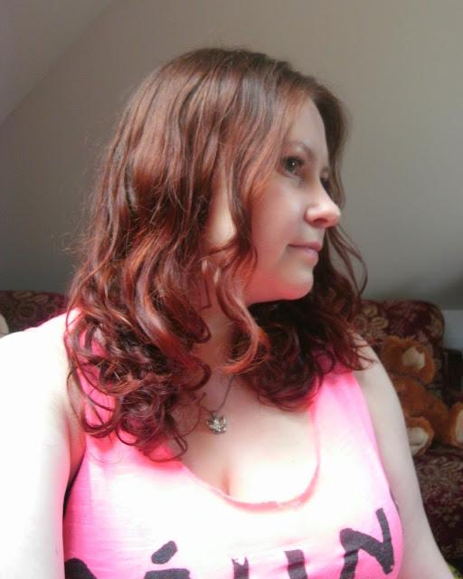 Dzień dla włosów - mocne nawilżenie