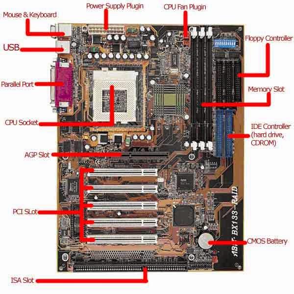 الجنة ربع الدائرة الوريد مكونات صندوق الحاسب Comertinsaat Com