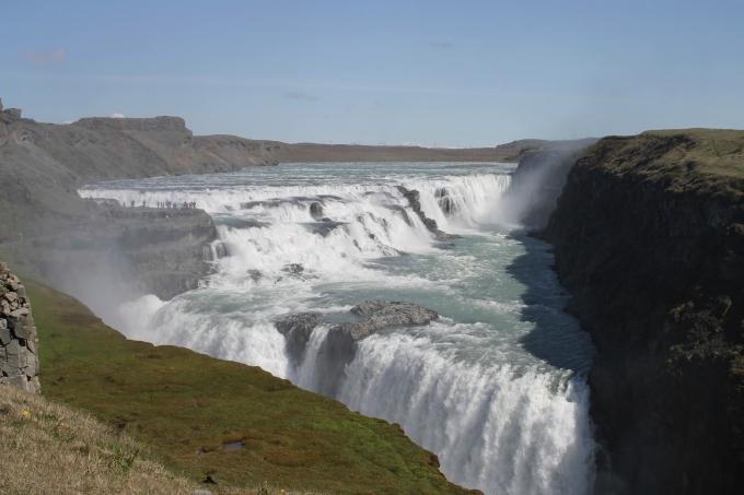 Islannin matka ja Golden Circle, hyvä tapa nähdä tärkeimmät nähtävyydet.