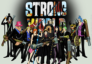 tk one piece movie 10 strong world sub indo streaming