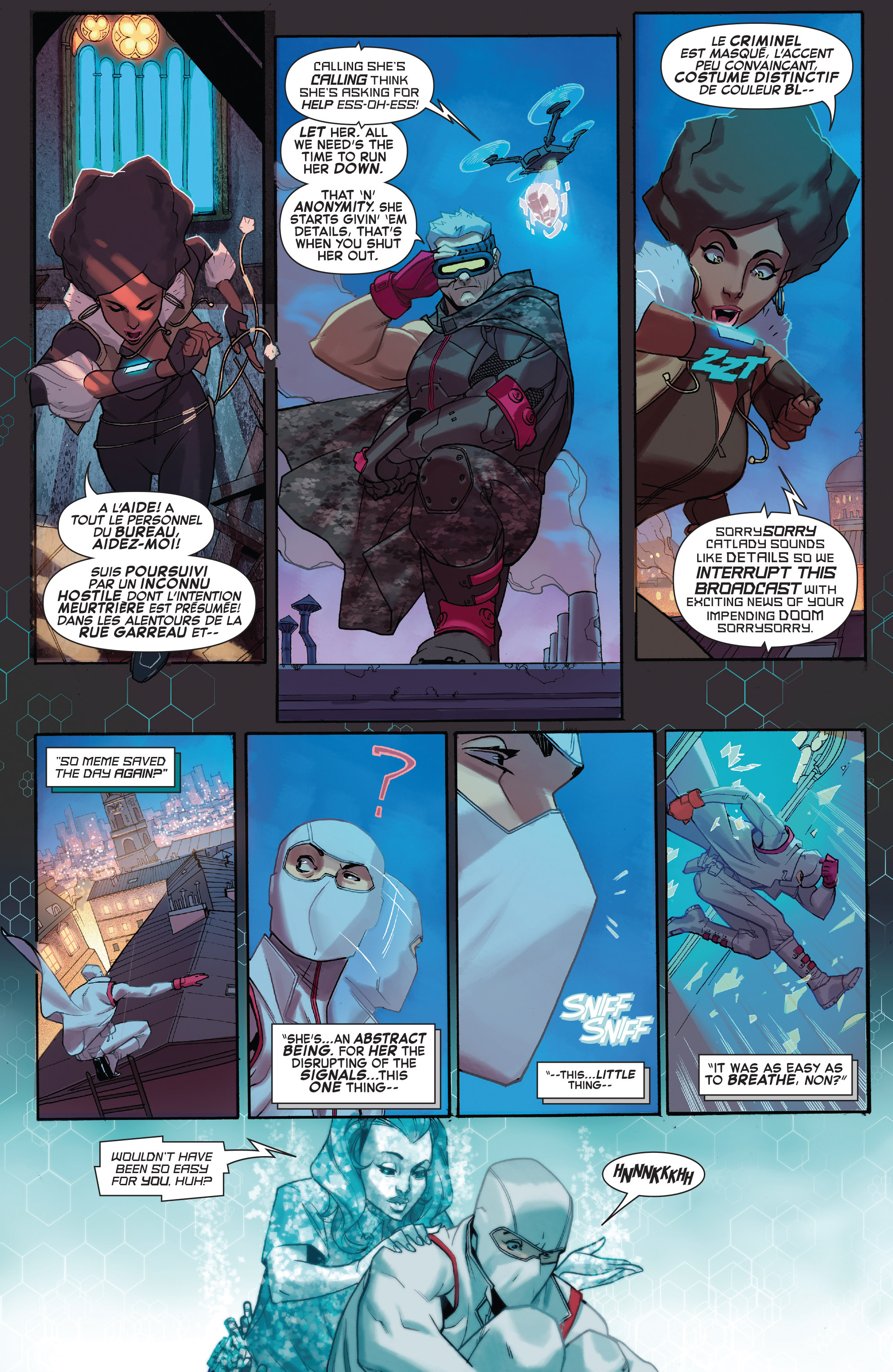 Read online X-Force (2014) comic -  Issue #4 - 8