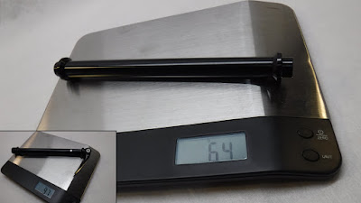 Wren fatbike fork axle weight
