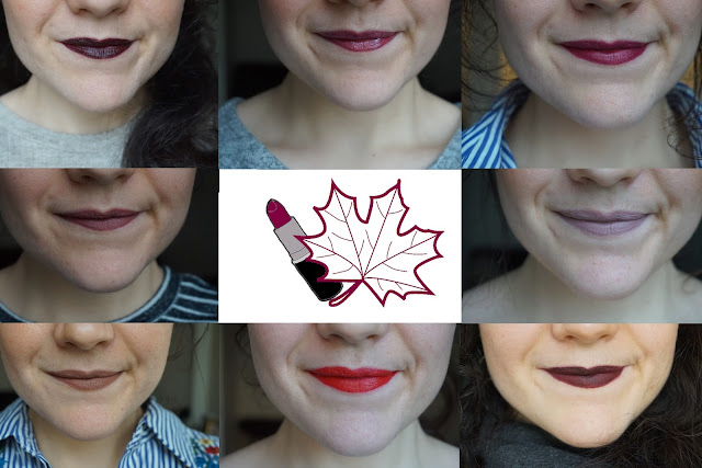 favorite_fall_winter_lipsticks_rouge_à_lèvres_selection_revue_avis_swatches_automne_hiver