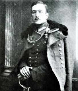 Walerian Meysztowicz - wachmistrz 13 p. uł.