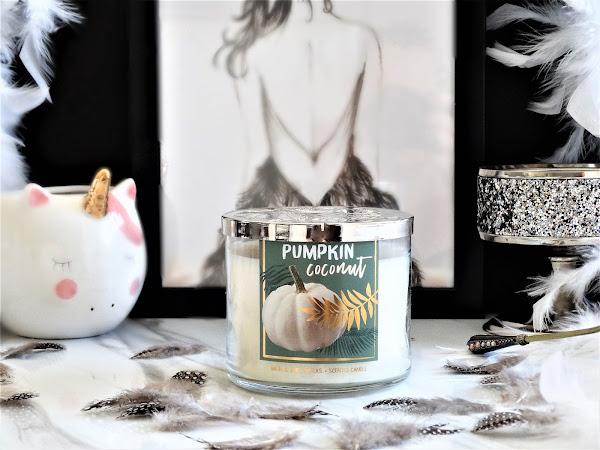 Pumpkin Coconut de Bath & Body Works