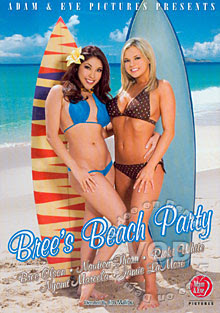 Charlie Sheen Goddess & Playboy Cover Girl Bree Olsen in Bree's Beach Party