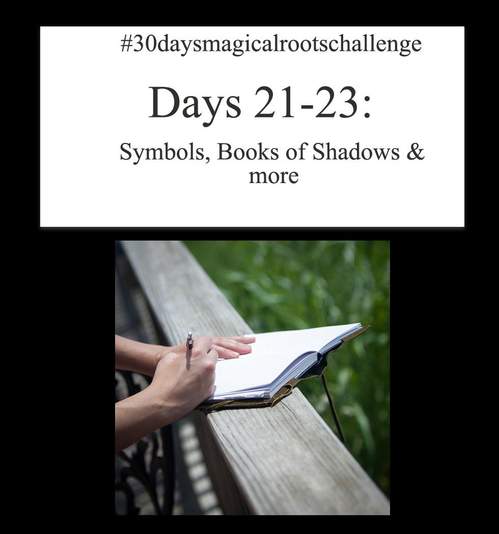 30daysmagicalrootschallengejournal