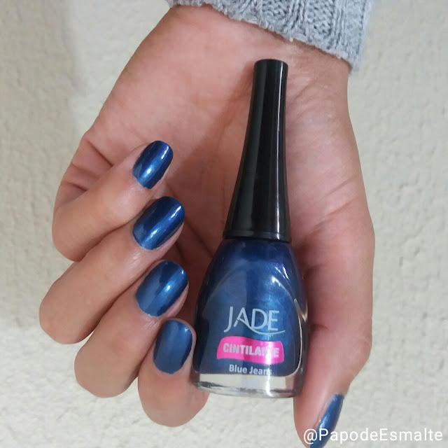 Blue Jeans - Jade
