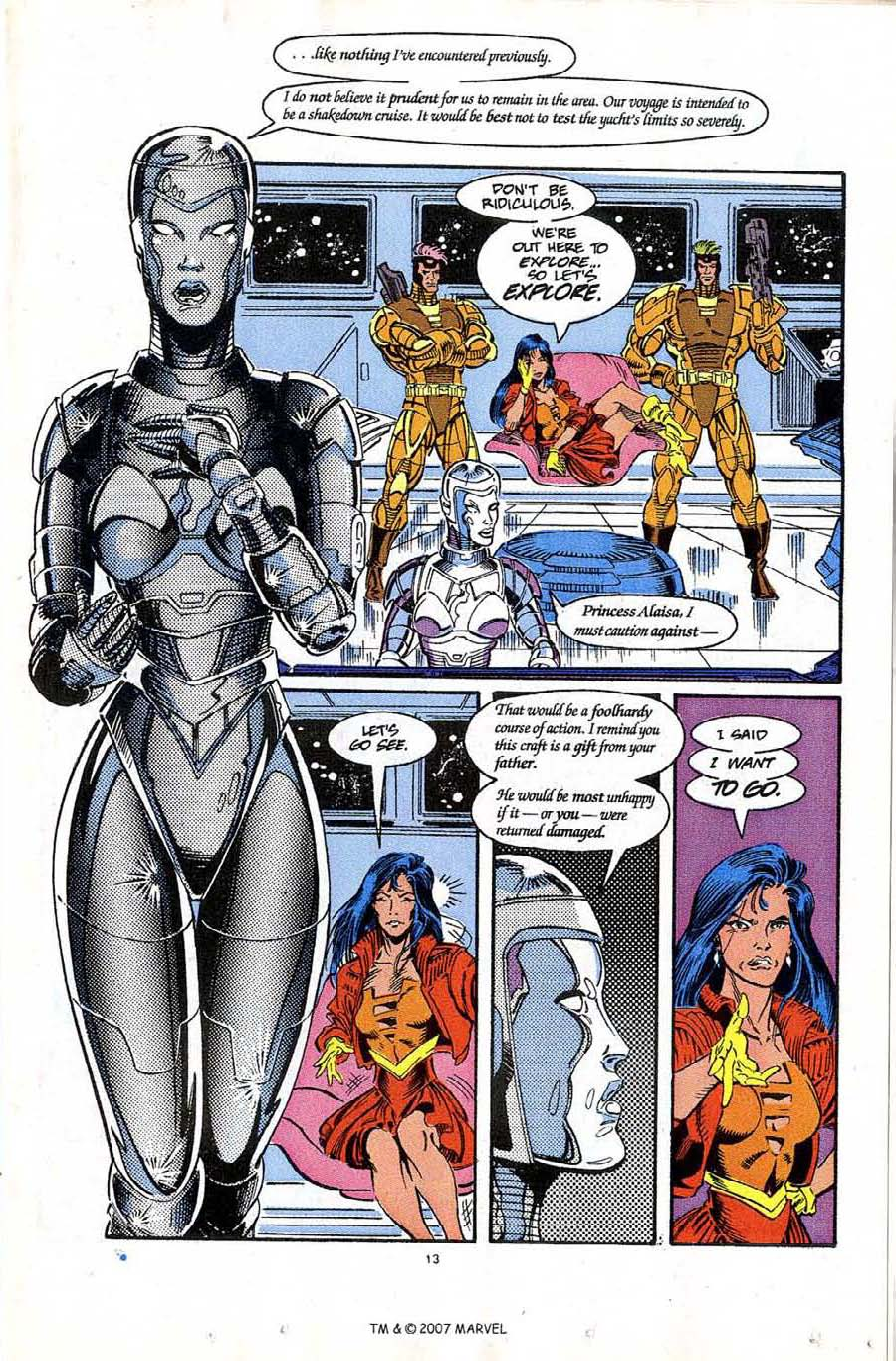 Read online Silver Surfer (1987) comic -  Issue #65 - 15