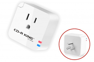 CD-R King Wi-Fi Smart Power Plug