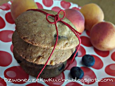 Pieguski z orzechami - domowe ciasteczka