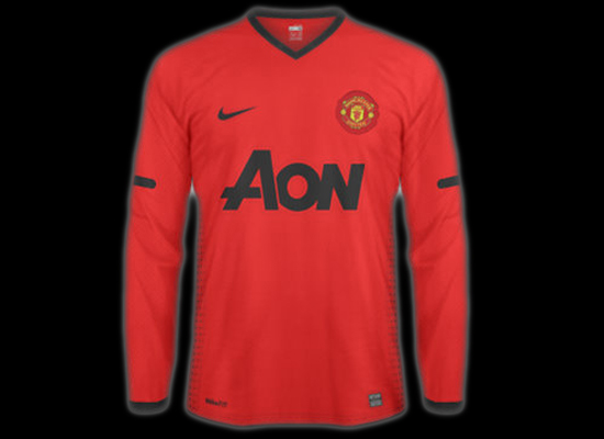 new arrival cdc6d 54341 Barclays Premier League Jersey >> Manchester United Jersey ...