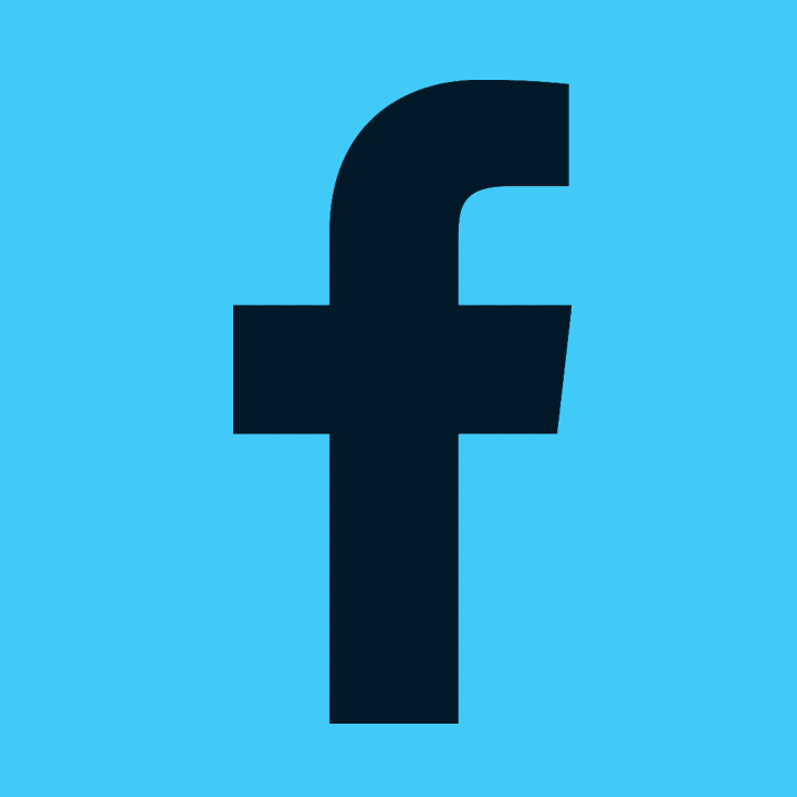 Facebook Social Networking Icon For Justin Woodie