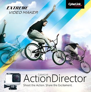 Cyberlink ActionDirector 2018 Mobile Apps Review and Download
