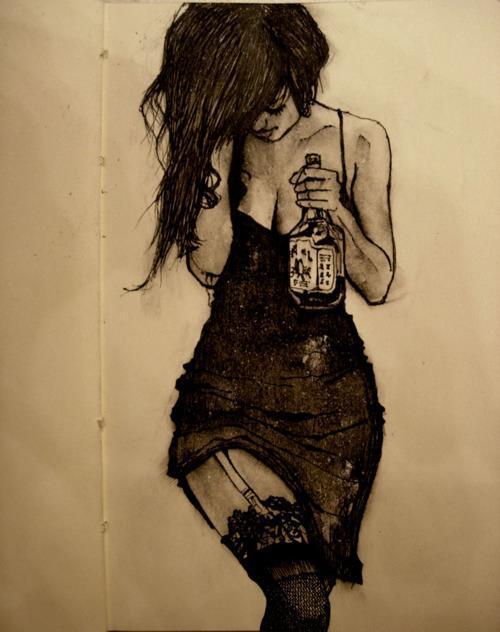 **Vou dedicar-me à bebida**
