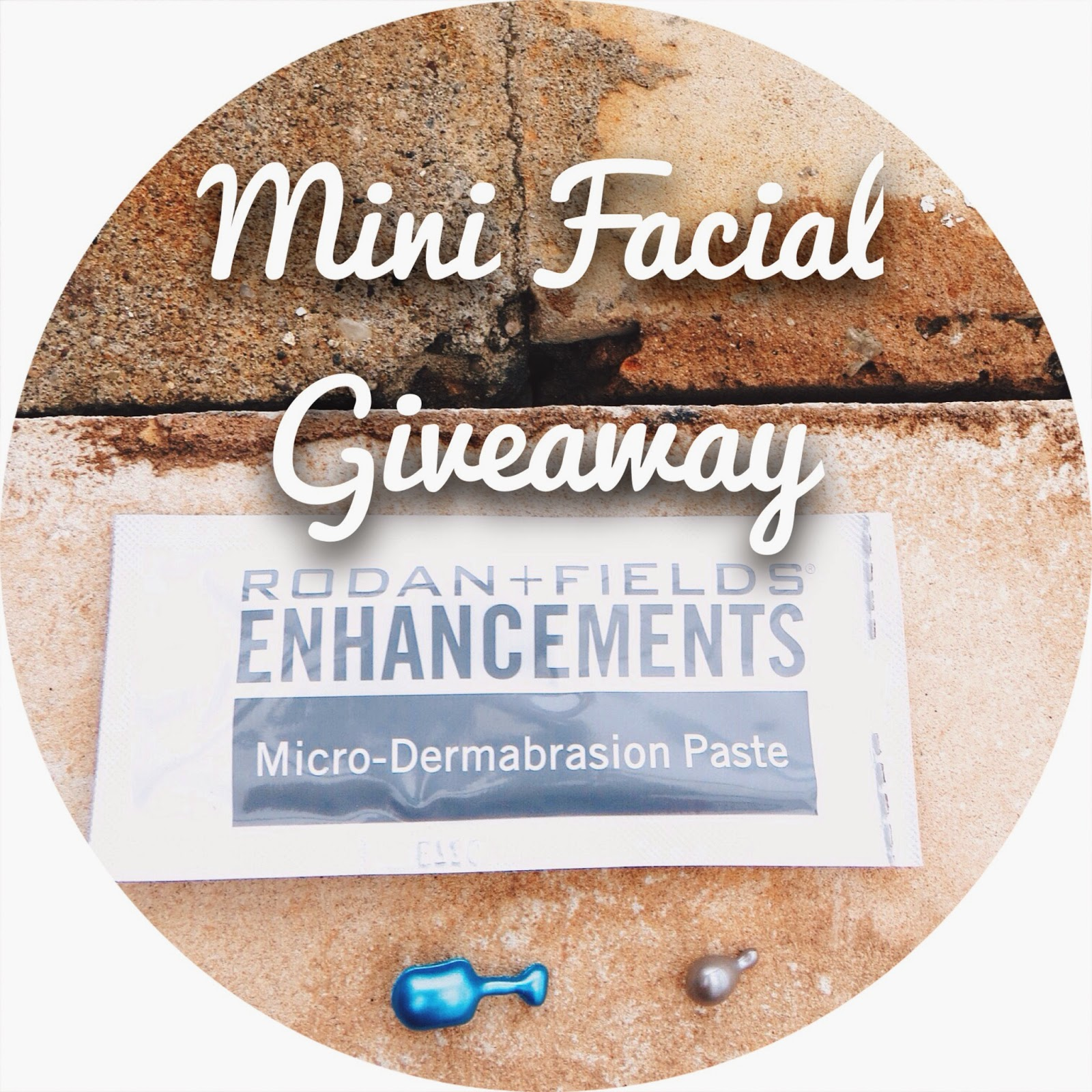 rodan + fields, skincare, facial serum, lip serum, micro-dermabrasion paste, freebie friday, giveaway, freebie, win it, free makeup, free beauty products