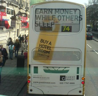 25 Creative and Clever Bus Advertisements - Part: 4 (30) 10