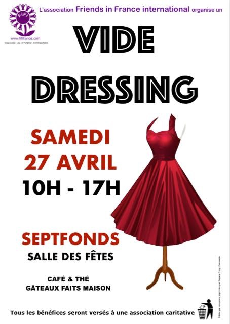 Tag On Line Vide Dressing At Septfonds