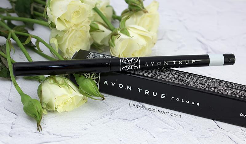 "Карандаш для губ прозрачный Avon True color  Glimmerstick lip liner ""Clear"""