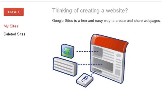 Google sites -techkristal.com.ng