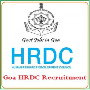 Goa HRDC Recruitment For Trainee Security Supervisor/ Guard