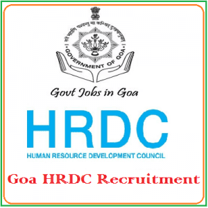 Goa HRDC Recruitment For Trainee Security Supervisor/ Guard