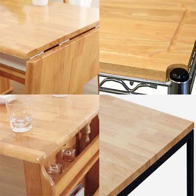 Mặt bàn gỗ cao su AA, AB, A/BC