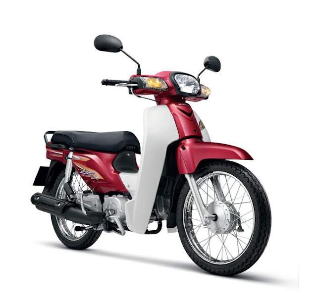Honda C100EX