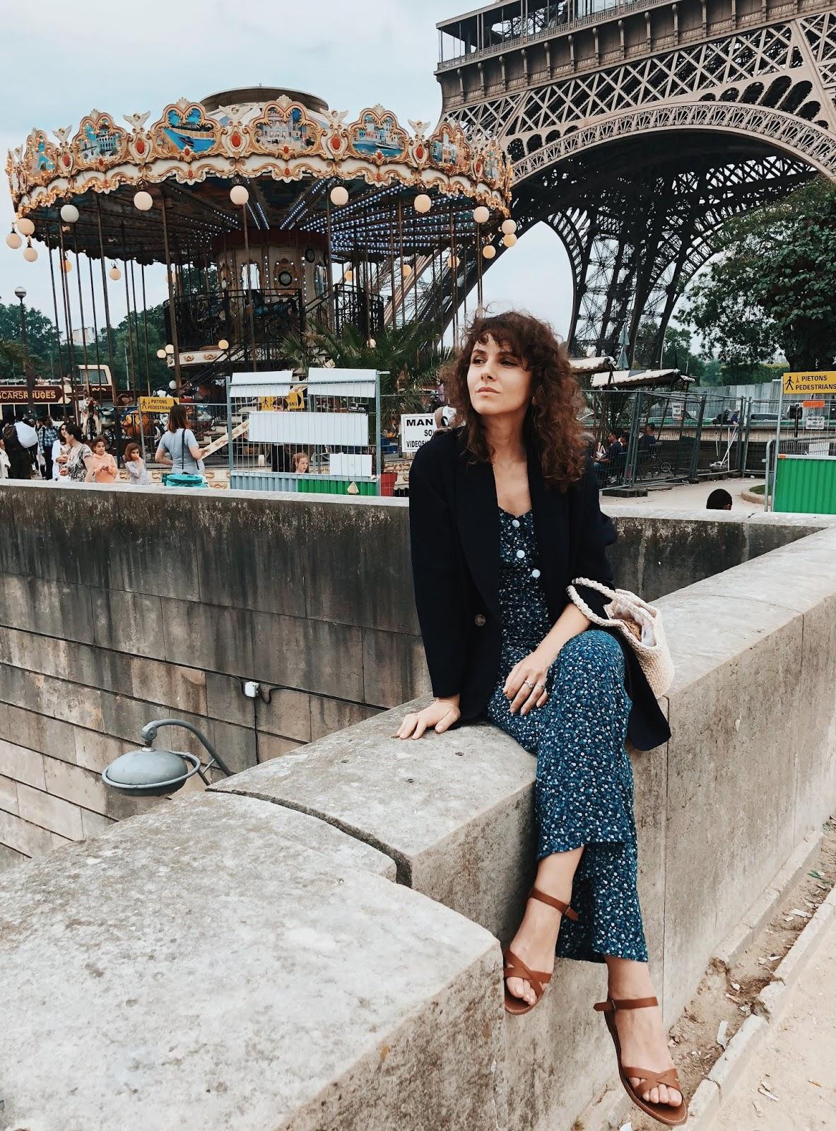 гардероб в Париж