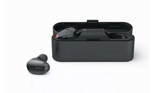 Sony Perkenalkan Tiga Headphone baru Peredam Bising